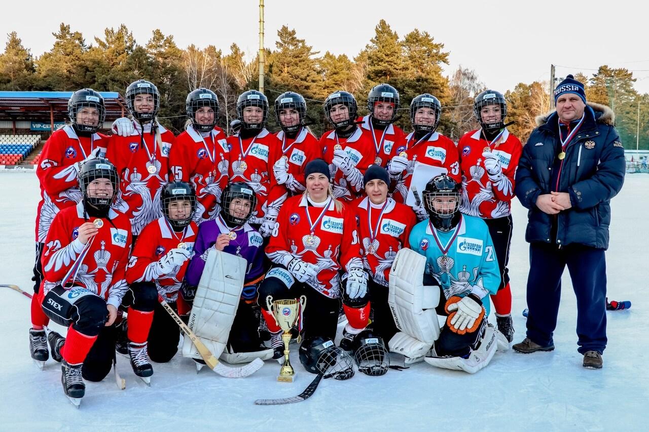 Хоккей с мячом Бенди Рекорд Иркутск