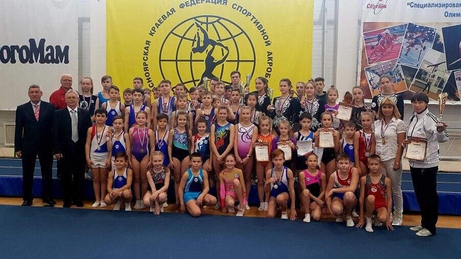 Участники Первенство СФО Прыжки на батуте