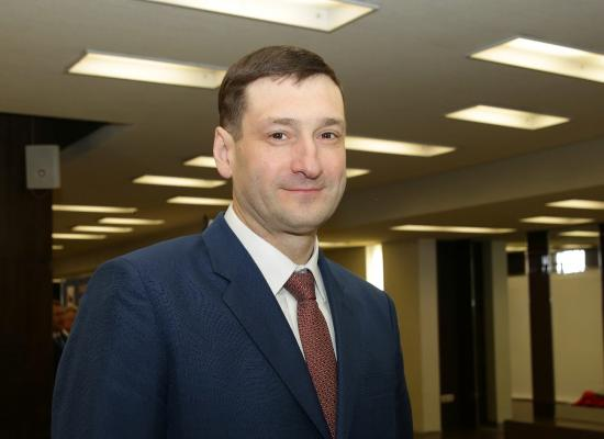 Правительство Иркутской области предложено возглавить Константину Зайцеву