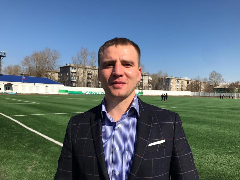 Центр развития спорта Аркадий Журавлев