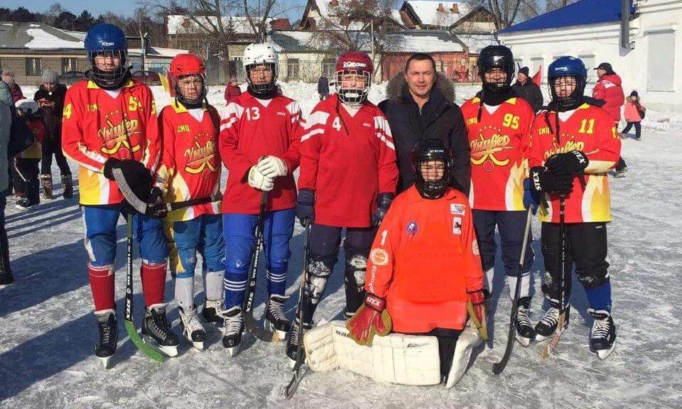 детская школа Байкал-Энергия