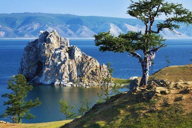 В России запустили пакетные туры на Байкал