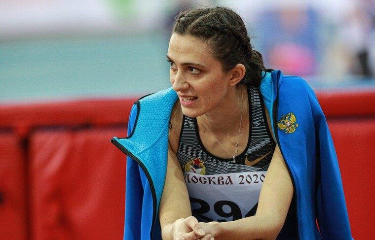 Мария Ласицкене Легкая атлетика прыжки в высотуМария Ласицкене Легкая атлетика прыжки в высоту