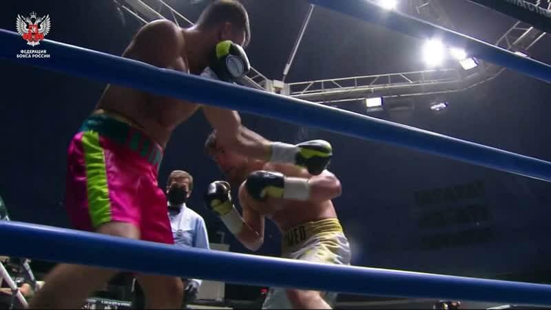 Бокс шоу ЛигаСтавок