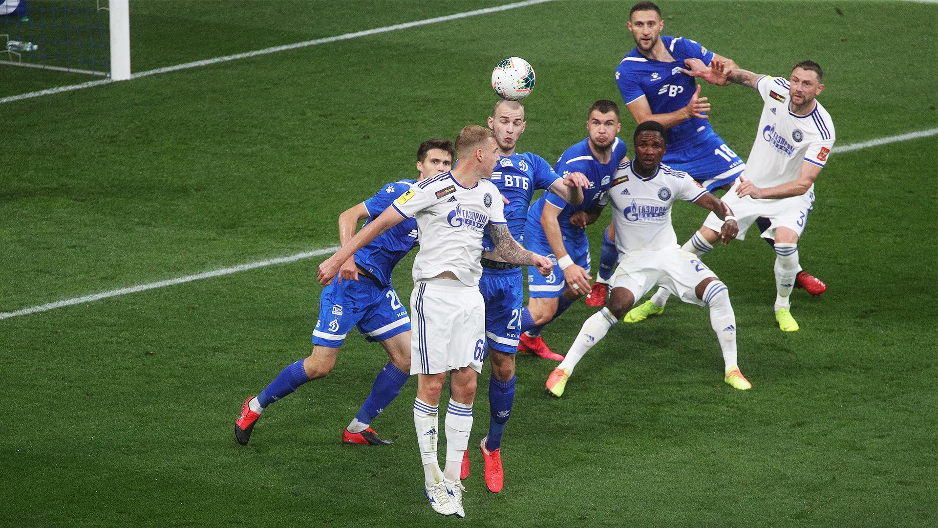 Футбол Чемпионат России