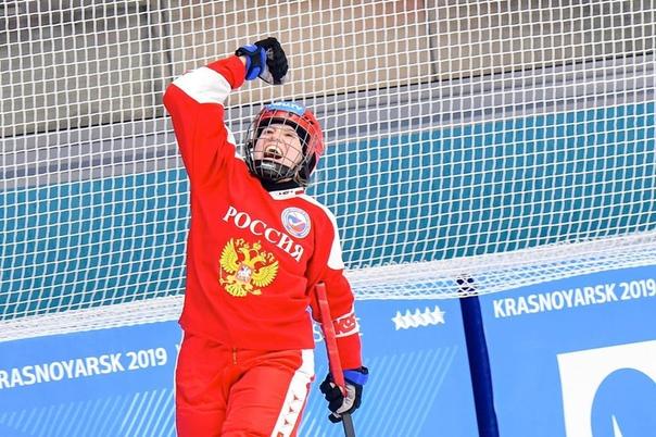 Кристина Машинская Хоккей с мячом Бенди