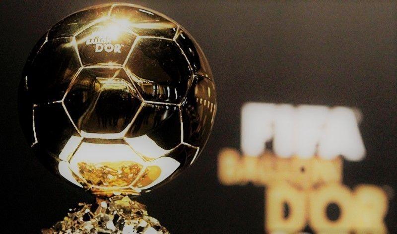 Золотой мяч Премия Футбол