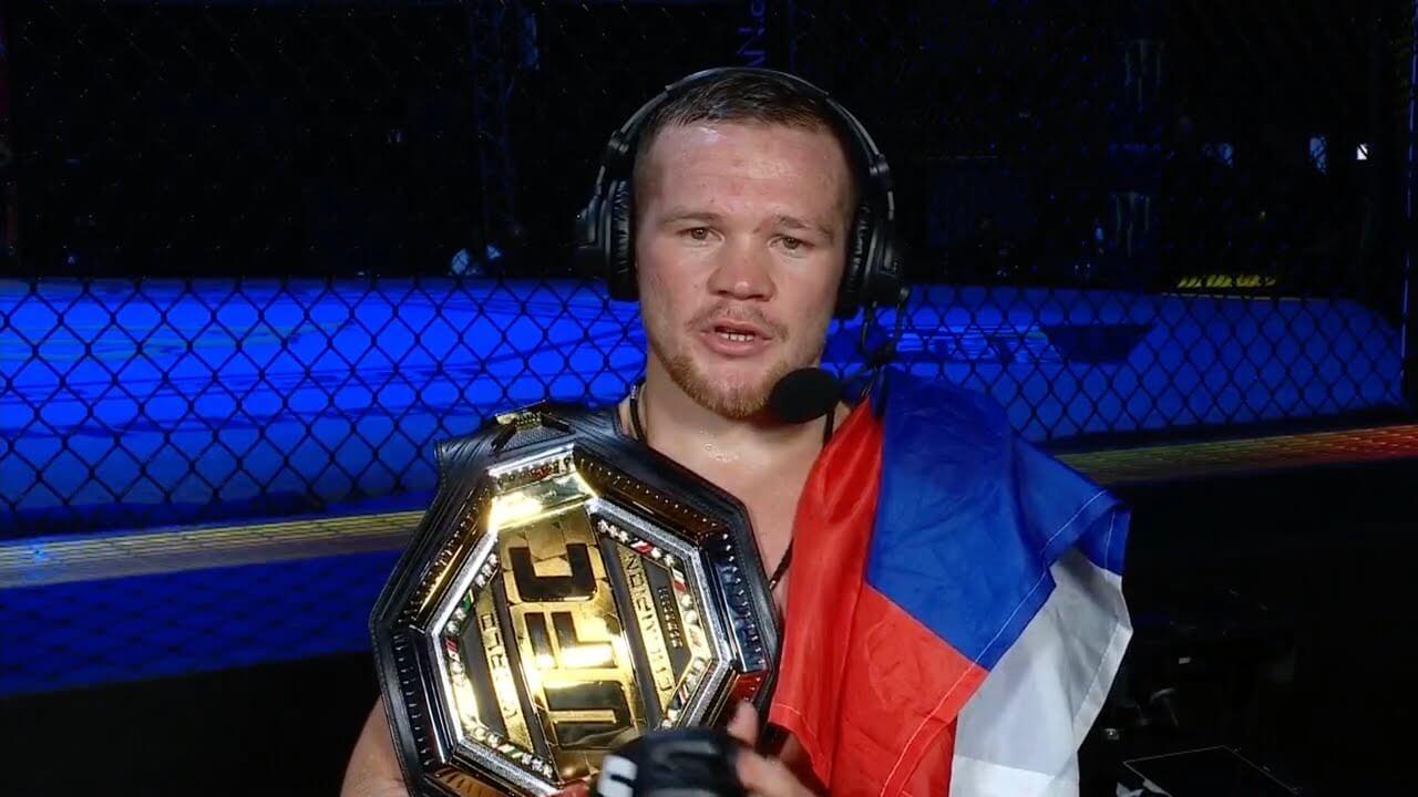 Петр Ян UFC Чемпион