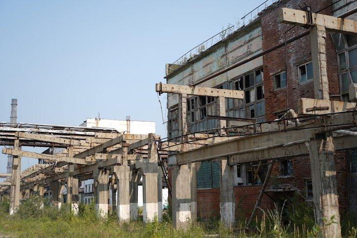 На промышленной площадке «Усольехимпрома» произошёл выброс паров аммиака
