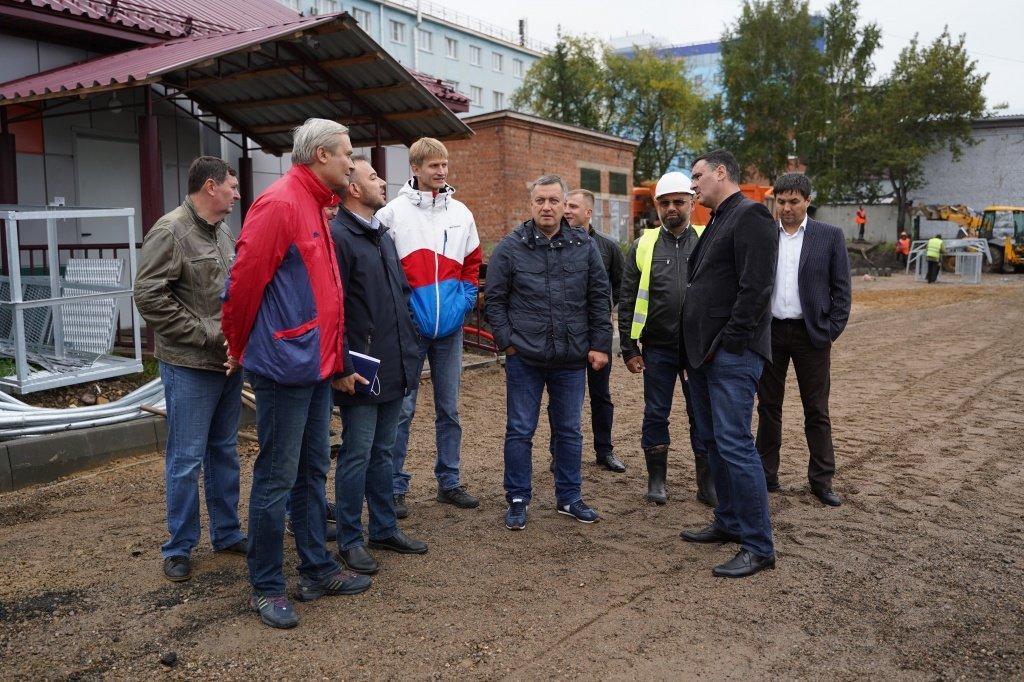 В Иркутске 20 сентября после капитального ремонта откроется стадион «Авиатор»