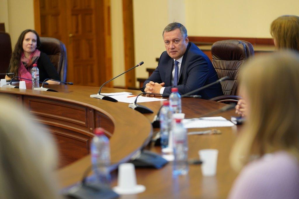 Новый состав Правительства региона будет сформирован в течение трех месяцев
