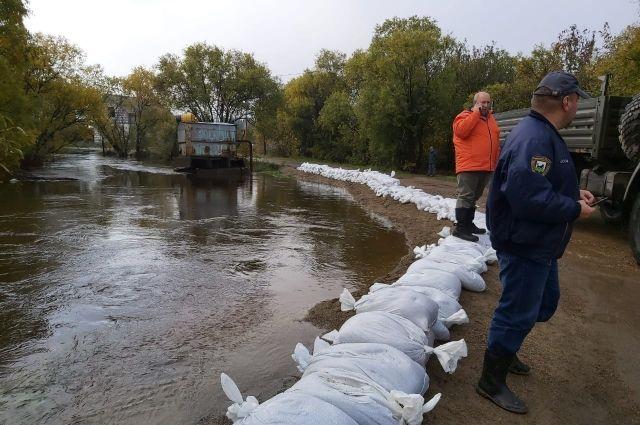 Слишком «мокрый» сентябрь. Уровень рек Приангарья повышается