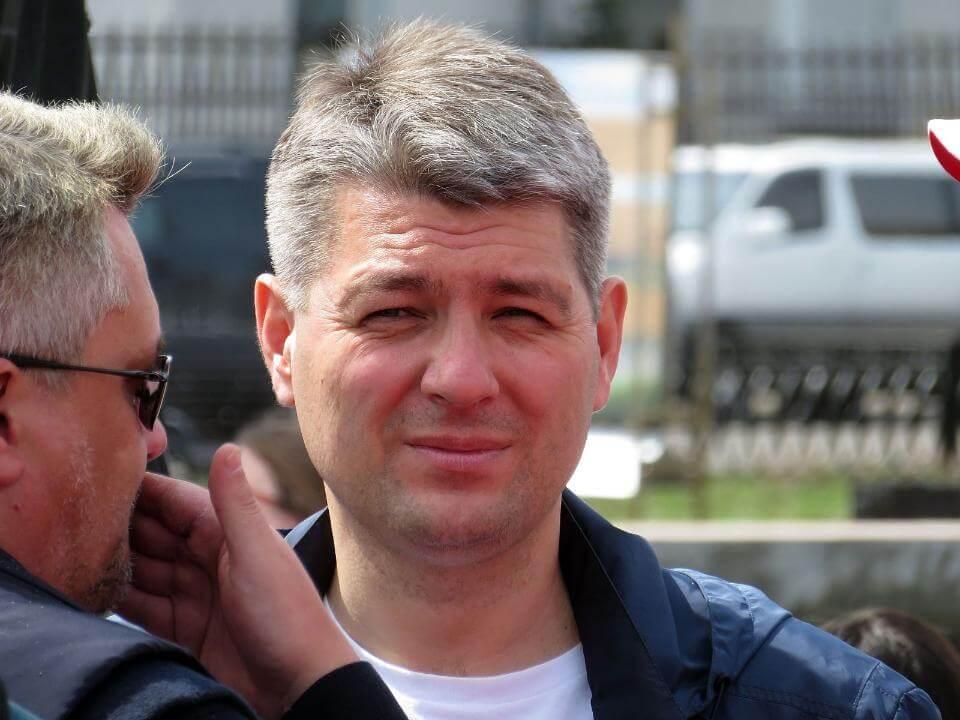 Сергей Беспалов.
