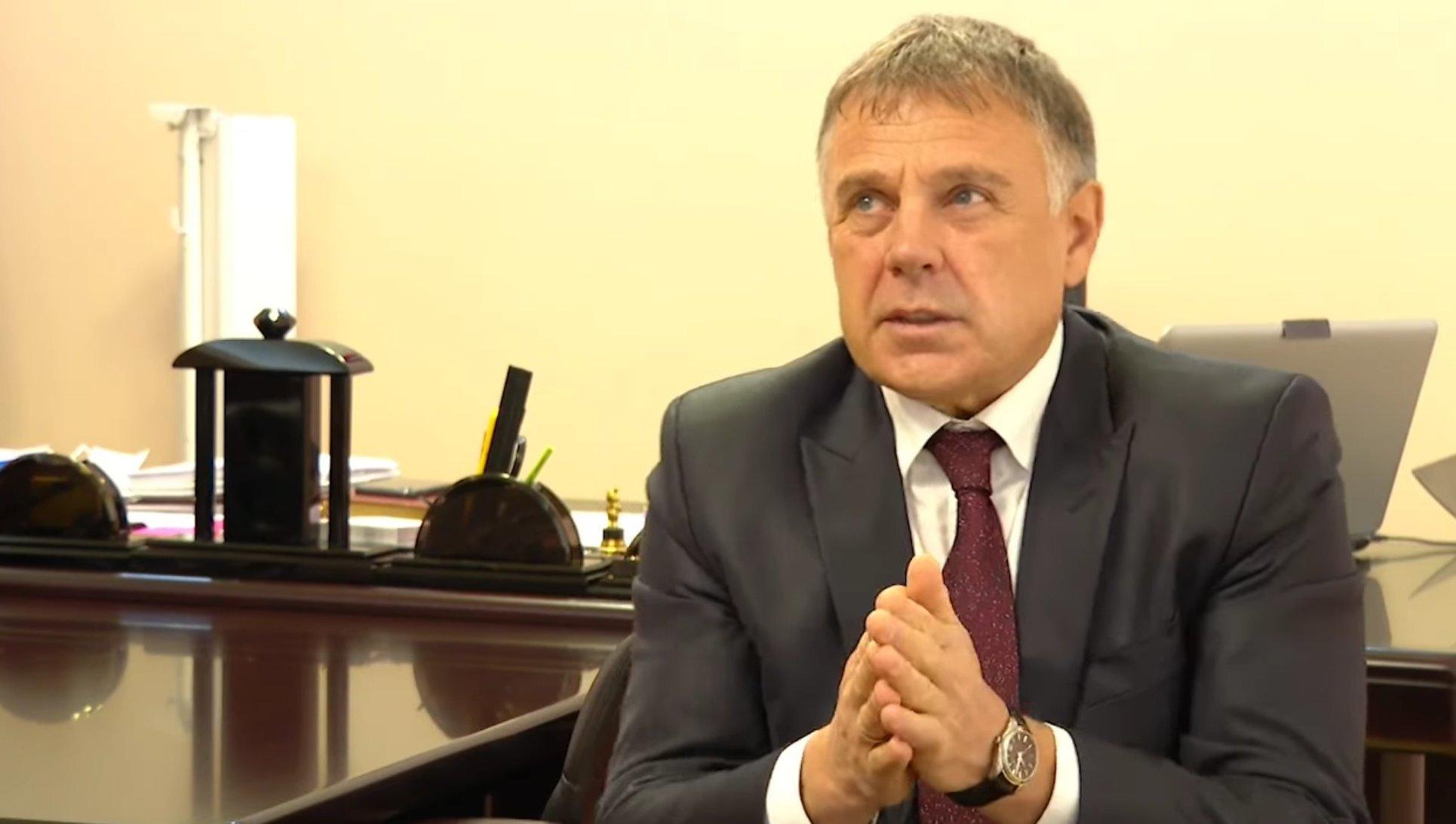 Мэр Ангарска Петров болеет коронавирусом