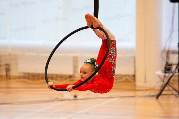 Турнир «Воздушная атлетика Иркутск»