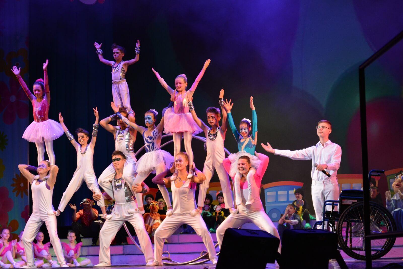 Фестиваль детского и юношеского творчества «Байкальская звезда»