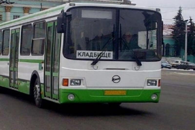 В родительский день ангарские автобусы на городской погост будут ходить по трем направлениям