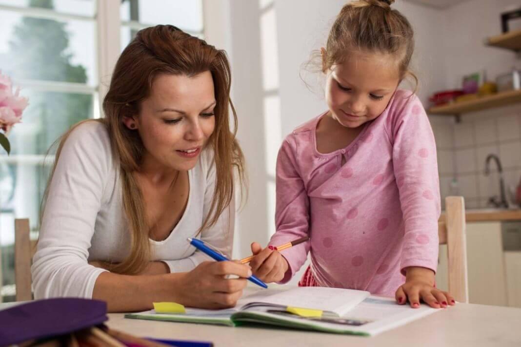 Проверка домашних заданий школьников