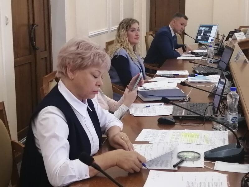 Депутаты внесли изменения в бюджет городского округа на внеочередном заседании Думы