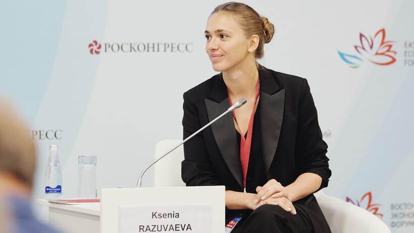 Ксения Разуваева: «У молодежи тренд экологии – на первом месте»